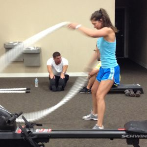 AllyBattleRopes, Corey Little, How to lose weight and keep it off