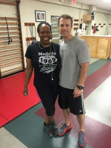 Kelly Watkins, Corey Little, How to lose weight and keep it off