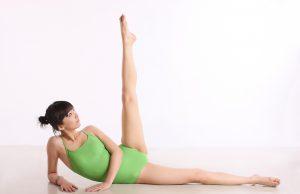 Leg Lift Variation For Slimmer Waist
